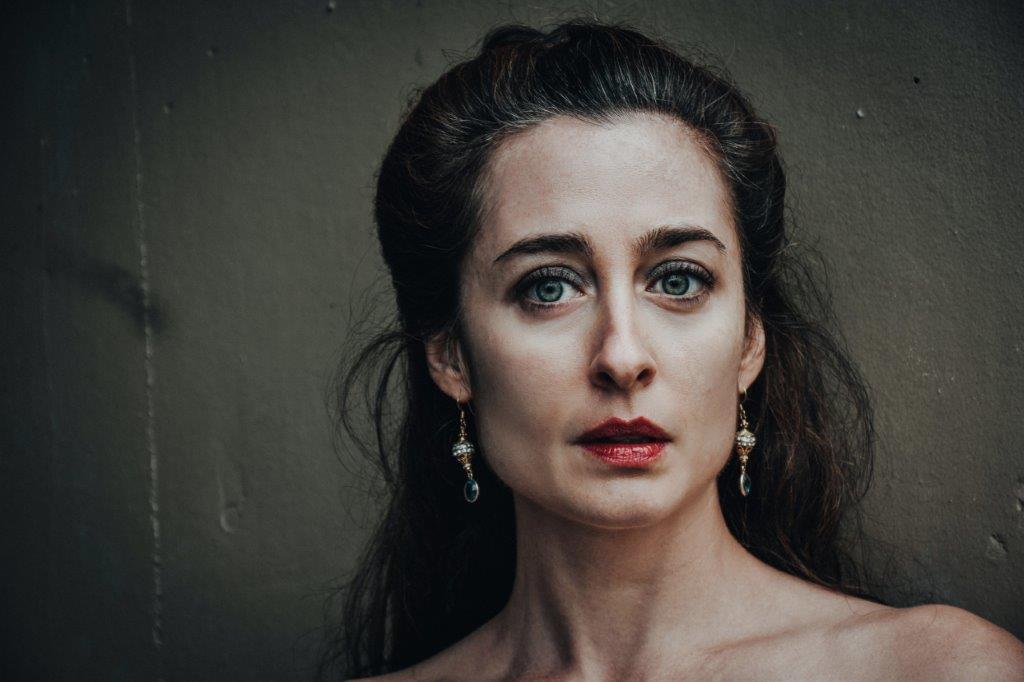 Simone Bruyere Fraser is Virgilia (Source: Julia Nardin)