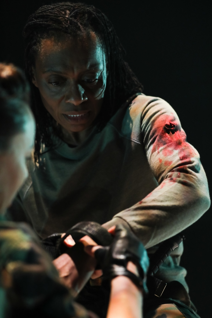 Coriolanus (Photo: John Ulman)